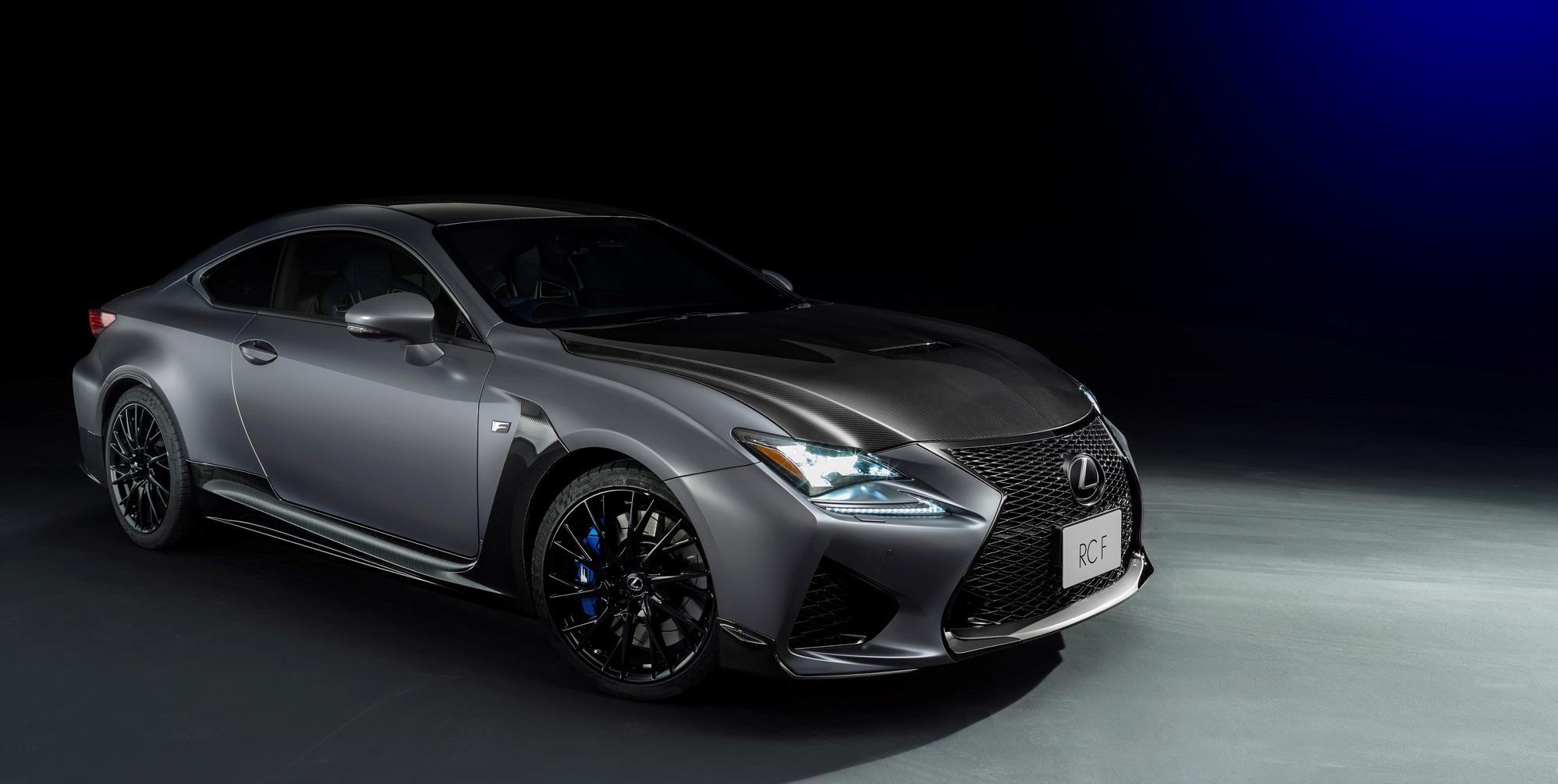 Lexus RC F 01