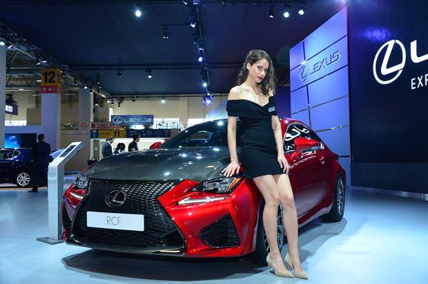 Lexus RCF Autoshow 6