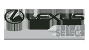 Lexus Select logo yeni