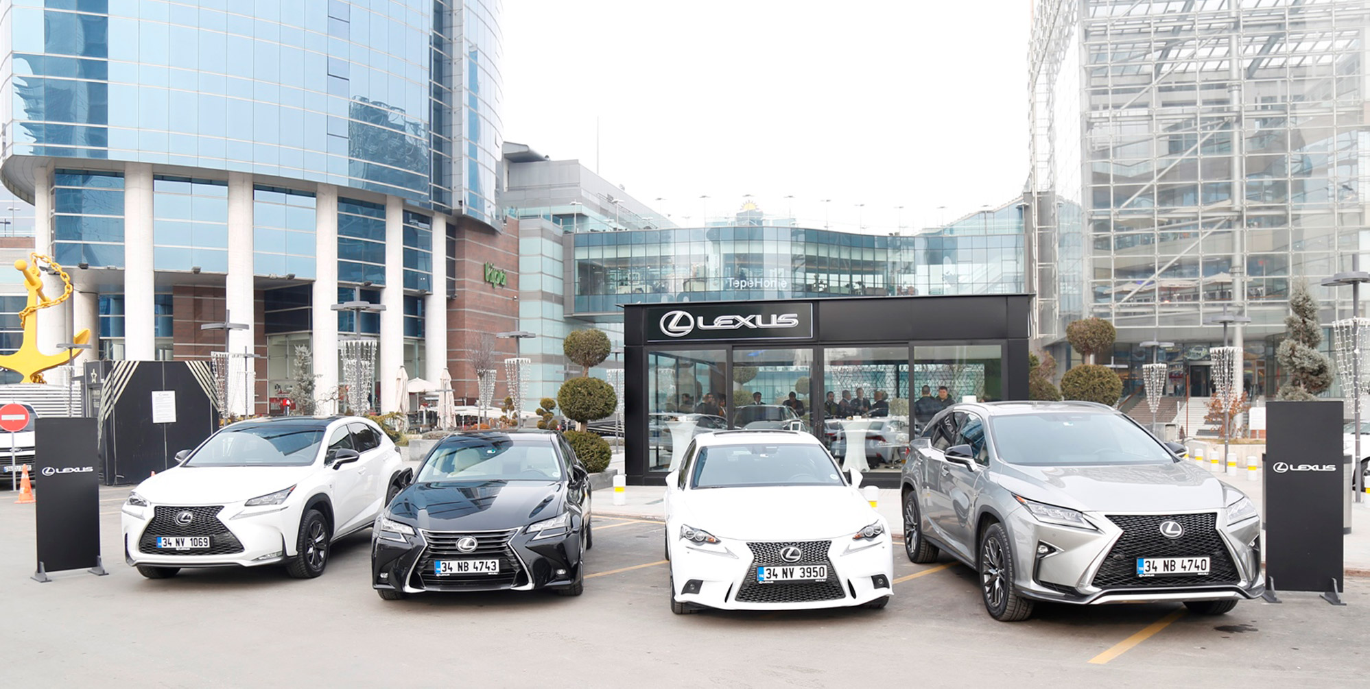 Lexus Showroom Ankara 01
