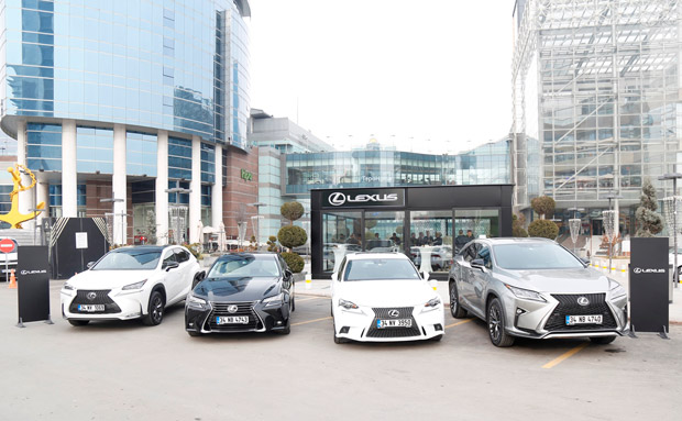 Lexus ShowroomYeni Ankara 02