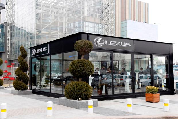 Lexus Showroom Ankara 03