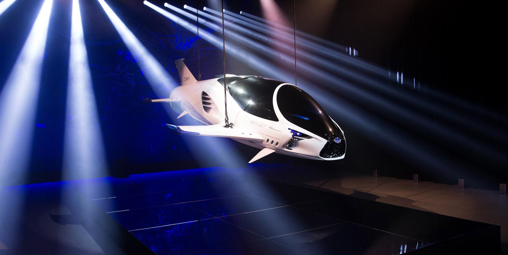 Lexus autoshow 01