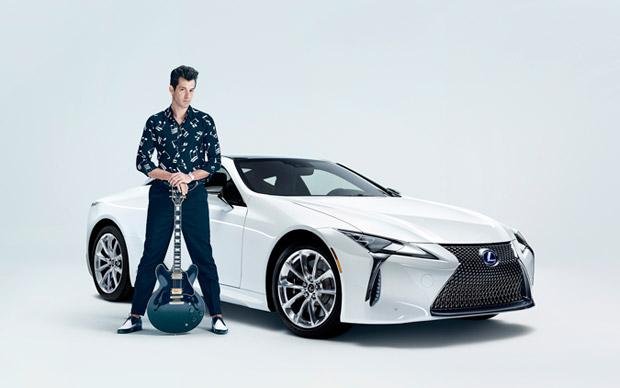 Lexus x Mark Ronson 02