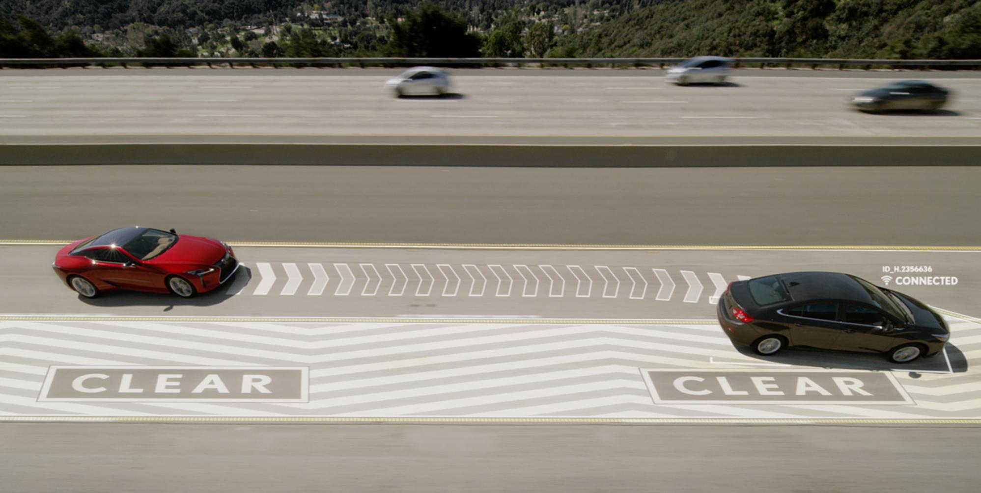Lexus Lane Valet 1 kapak