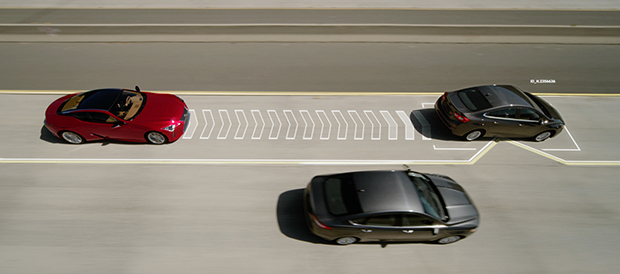 Lexus Lane Valet 3