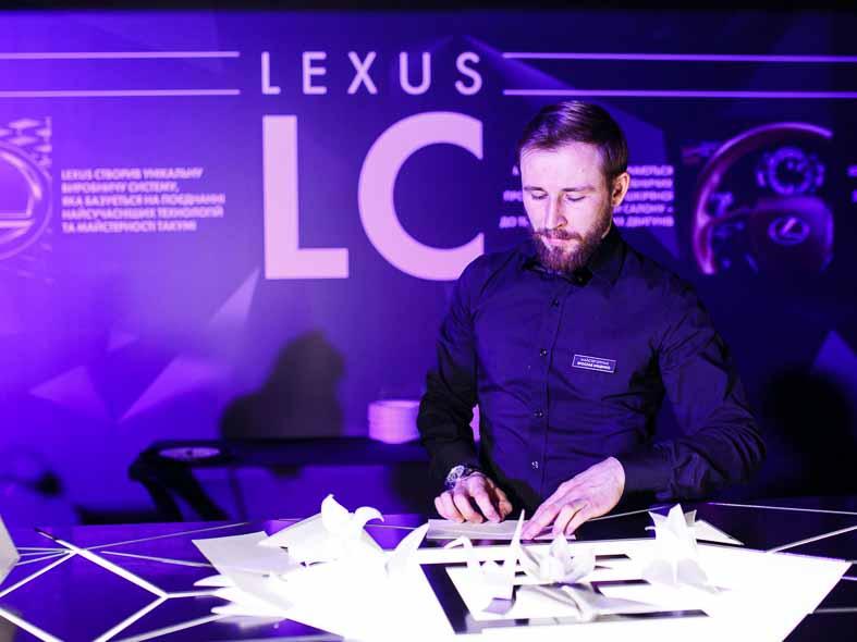 У Києві відбувся допрем'єрний показ LC 500