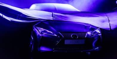 Lexus LC 500 У Києві відбувся допрем'єрний показ