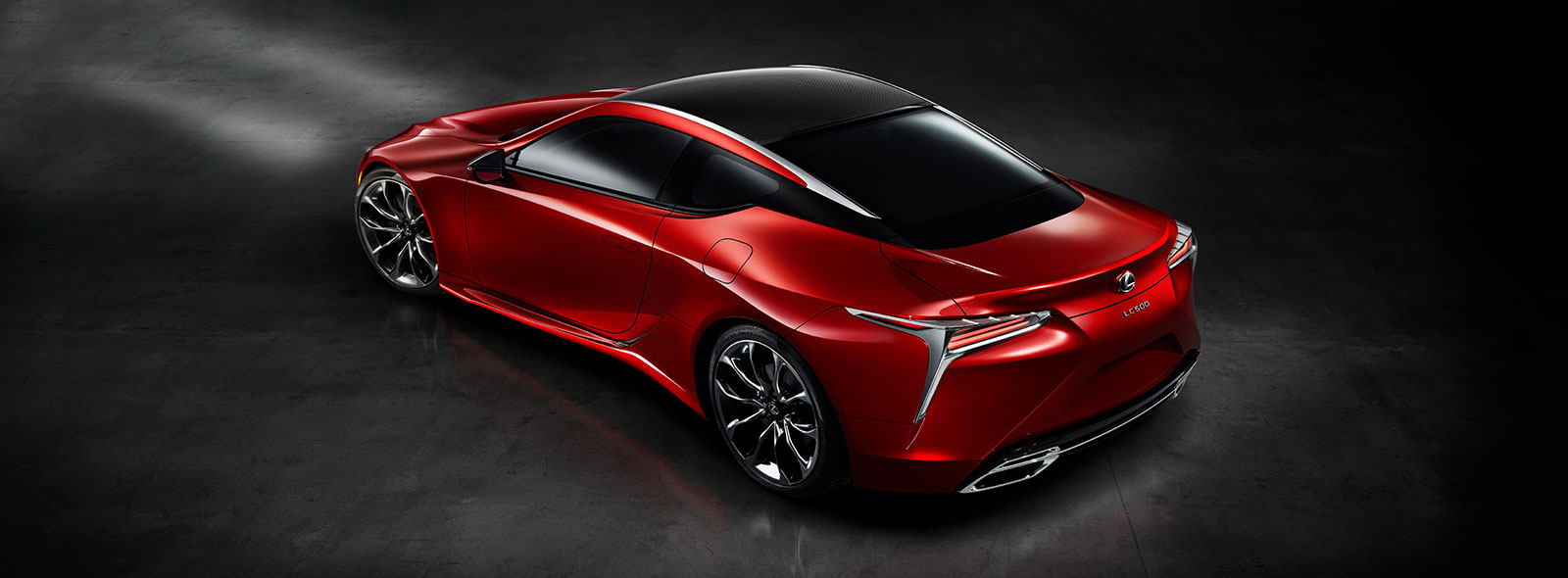 2017 Lexus LC Design Gallery 001