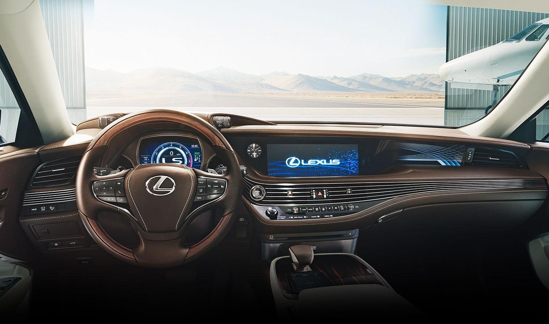 Обновленные модели NX и CT оснащены инновационной системой безопасности Lexus Safety System+ (LSS+).