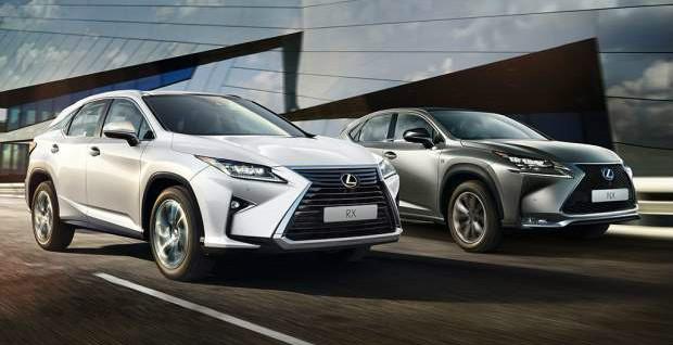 Весняна пропозиція від Lexus