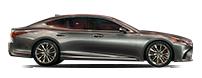 Новий Lexus LS