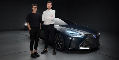 Lexus наМіланському тижні дизайну