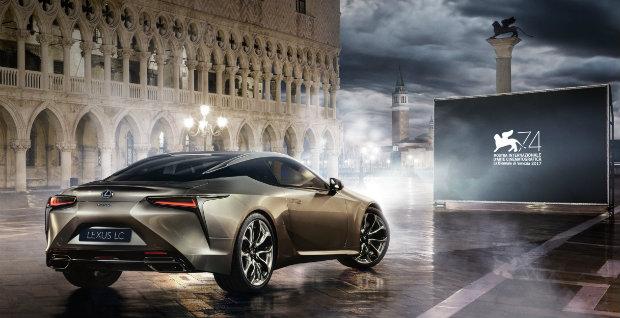 Lexus стане головним спонсором Венеційського кінофестивалю