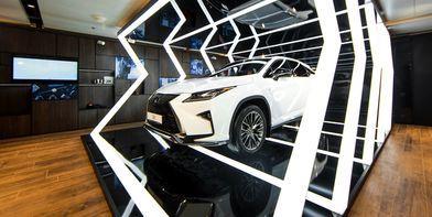 Експозиція Lexus
