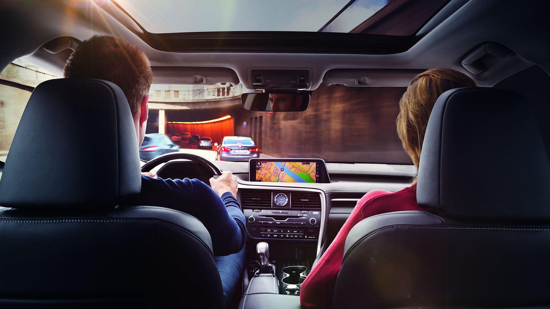 Lexus Safety System Plus - Дізнайтеся все про нову система безпеки