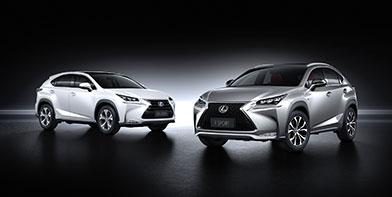 Lexus на Паризькій автомобільній виставці − 2014