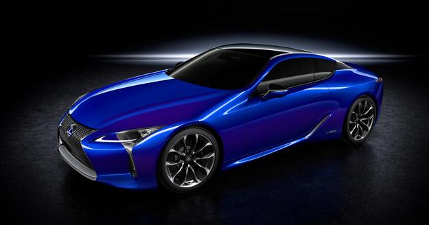 Lexus наЖеневській автомобільній виставці— 2016