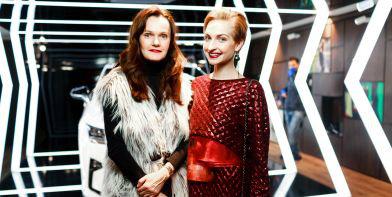 Lexus Smart Fashion виставка в ЦУМі до дня святого валентина