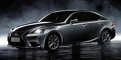 Святкові пропозиції наспортивний седан Lexus IS