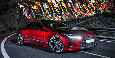 Lexus LC здобув нагороду «Автодизайн Року»