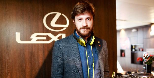 Cпеціальний проект Lexus LEXUS SMART GOURMET