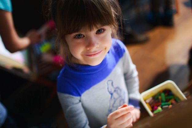 Фото дівчинки