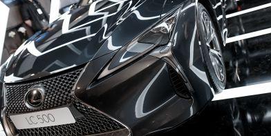 Lexus LC 500 Cпеціальний проект Lexus Smart Sound