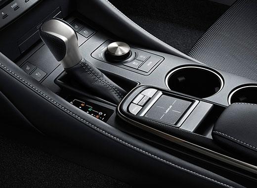 Коробка передач Lexus RC 200t