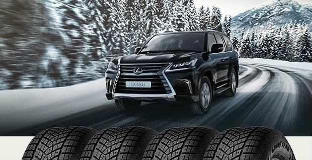 Зимове взуття для LX 450d t Україна