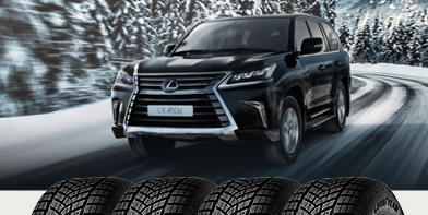 На трасі чи по бездоріжжю влітку чи взимку — з Lexus LX 450d кожна поїздка принесе максимум задоволення Lexus Україна